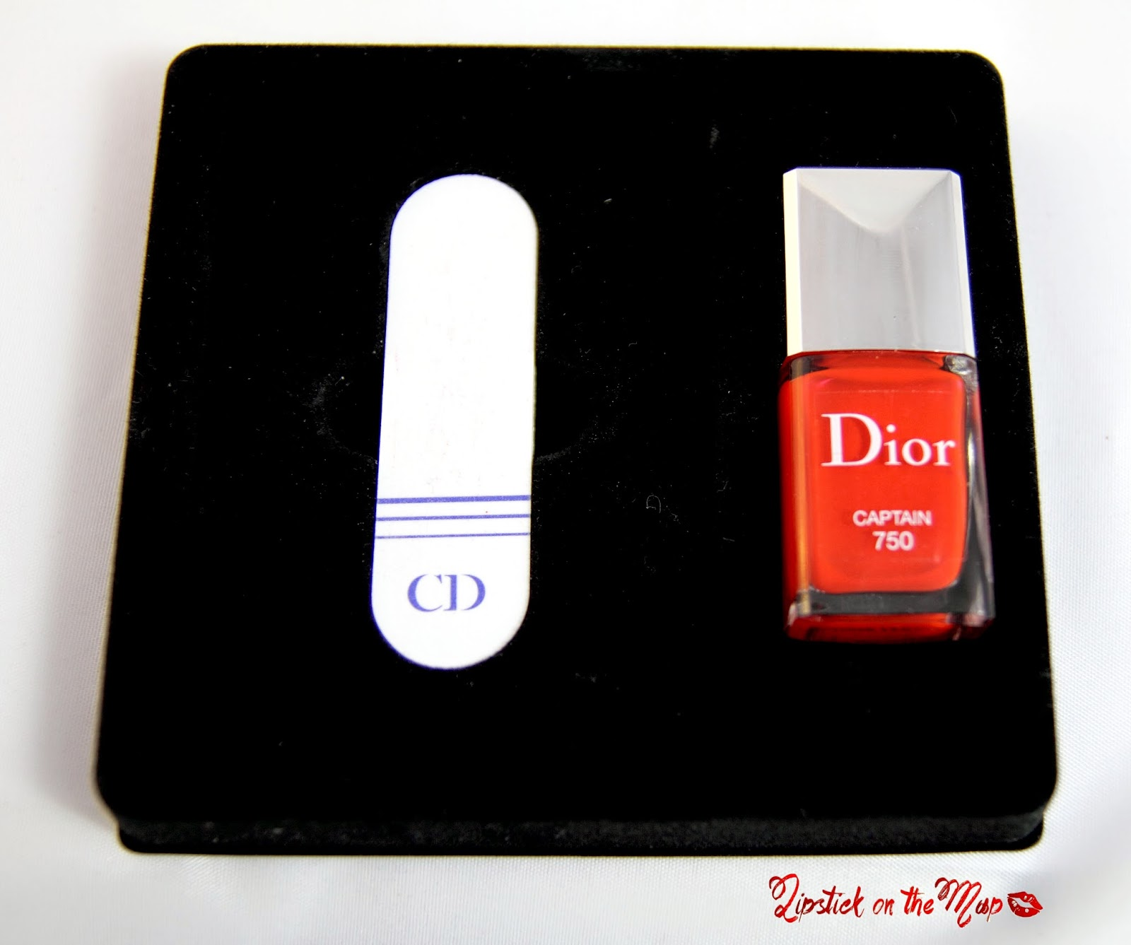 manicure by christian dior