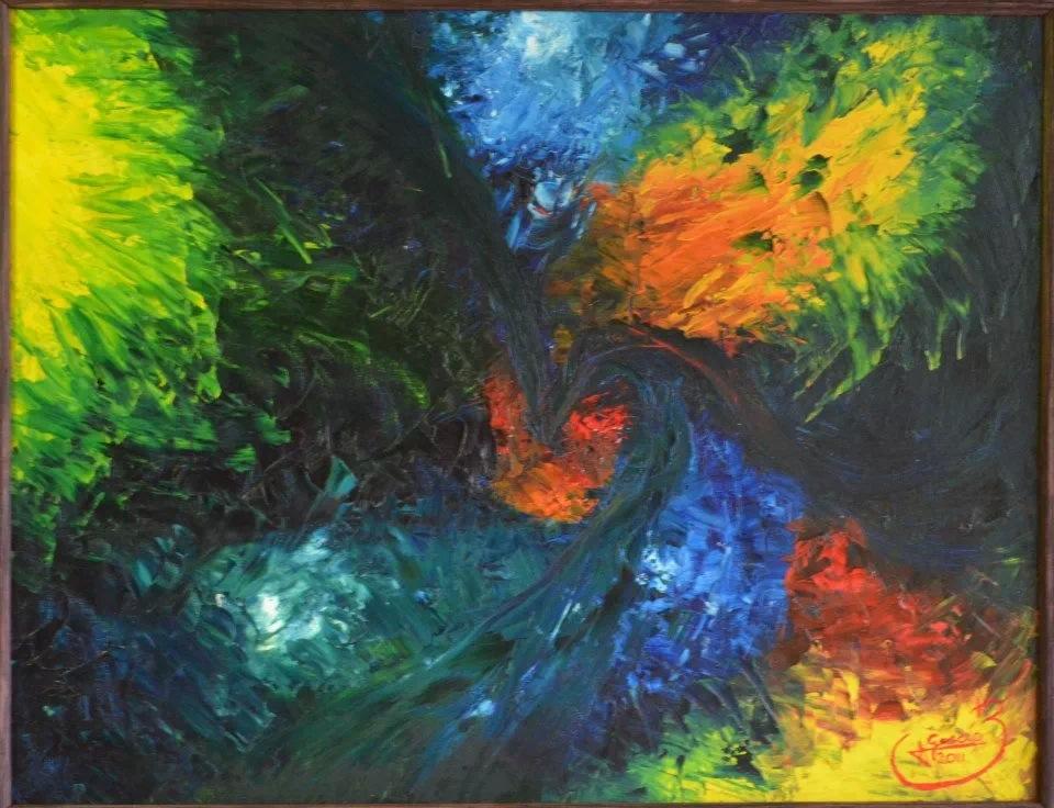 """""""Cosmos"""" (2011)"""