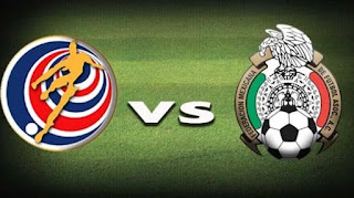 Meksiko vs Kosta Rika