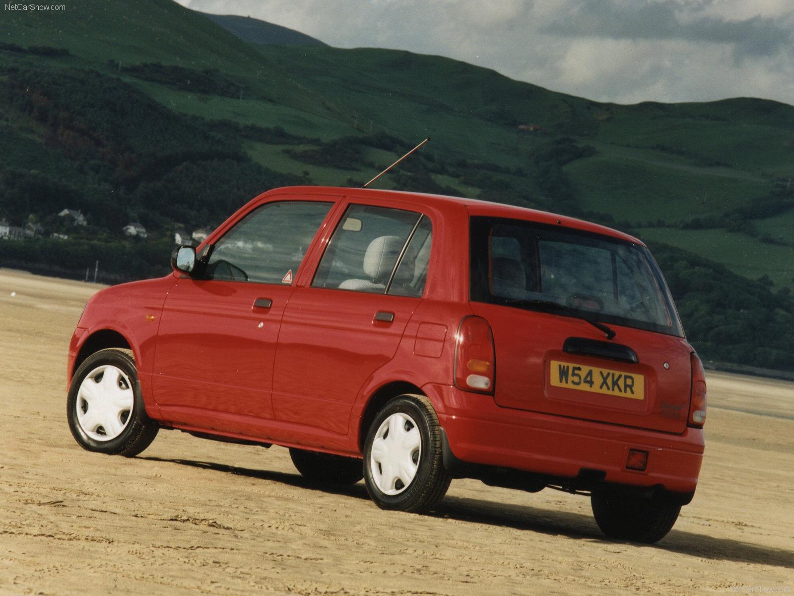 Hình ảnh xe ô tô Daihatsu Cuore 2004 & nội ngoại thất