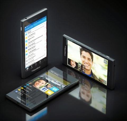 BlackBerry Z3 dan BlackBerry Q20, Resmi Rilis