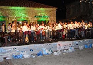 Το Μουσικό Σχολείο Άρτας ευχαριστεί και συγχαίρει τους μαθητές του.