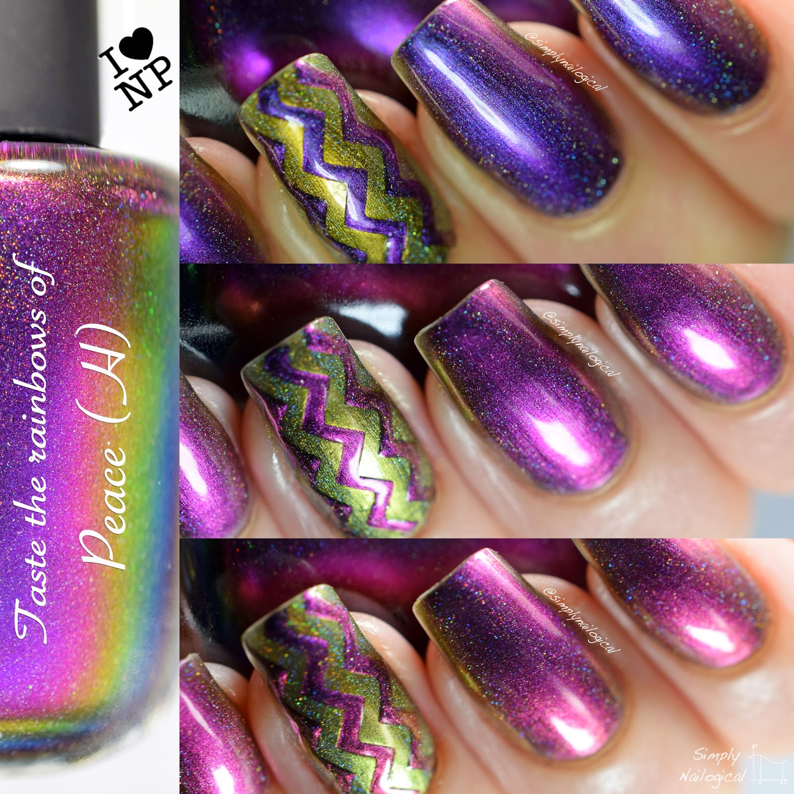 Peace (H)  - ILNP Fall 2014 collection swatch