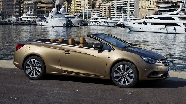 Vauxhall Cascada Convertible