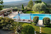 South of France holiday villa