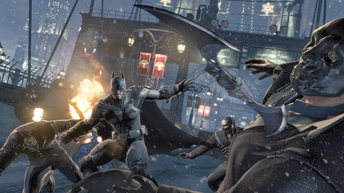 Batman Arkham Origins - 2013 Screenshots