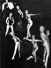 BURLESQUERS FROM THE PAST