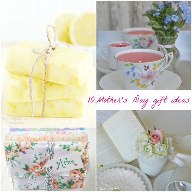 10 Homemade Mother's Day Gift Ideas