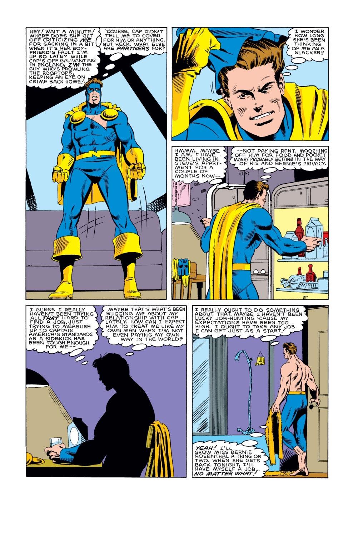 Captain America (1968) Issue #307 #235 - English 5
