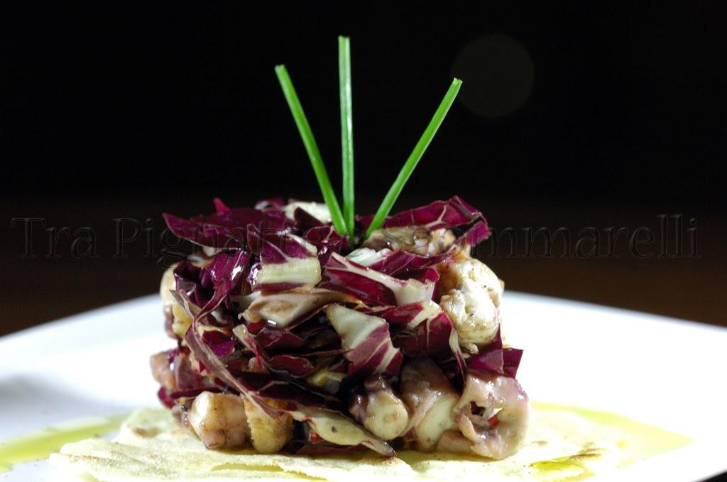 Tra Pignatte e Sgommarelli: Le mie ricette - Piccola insalata di ...