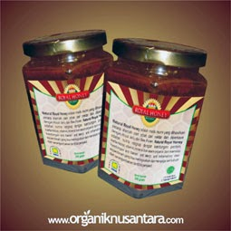 Madu Royal Honey Natural Nusantara