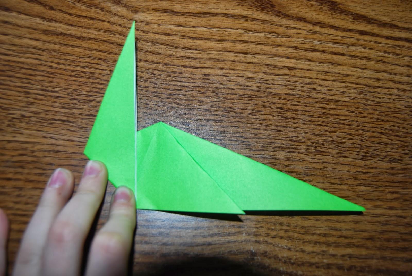 origami loch ness monster