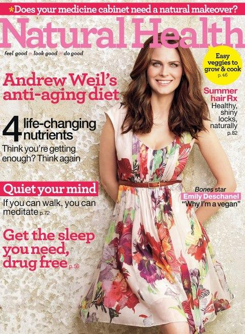 Natural Health Magazine Subscription Renewal