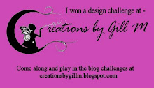 I won at Creations by Gill M
