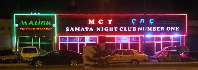 ночной клуб в Конья