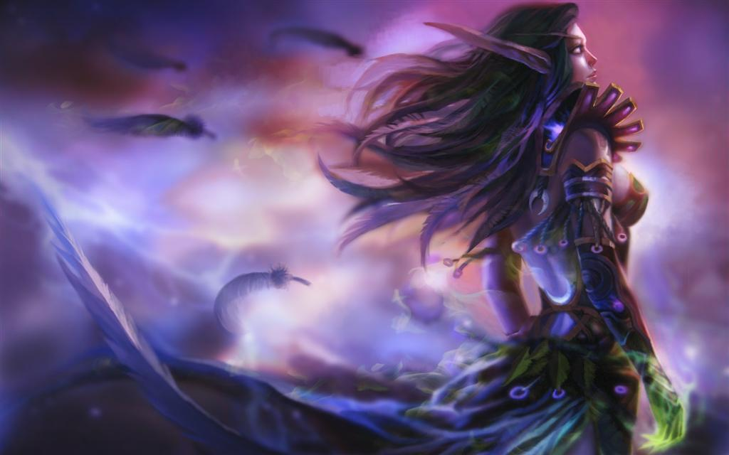 World of Warcraft HD & Widescreen Wallpaper 0.30739841767087