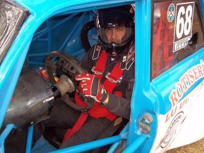 Guillermo Barragan vuelve a competir