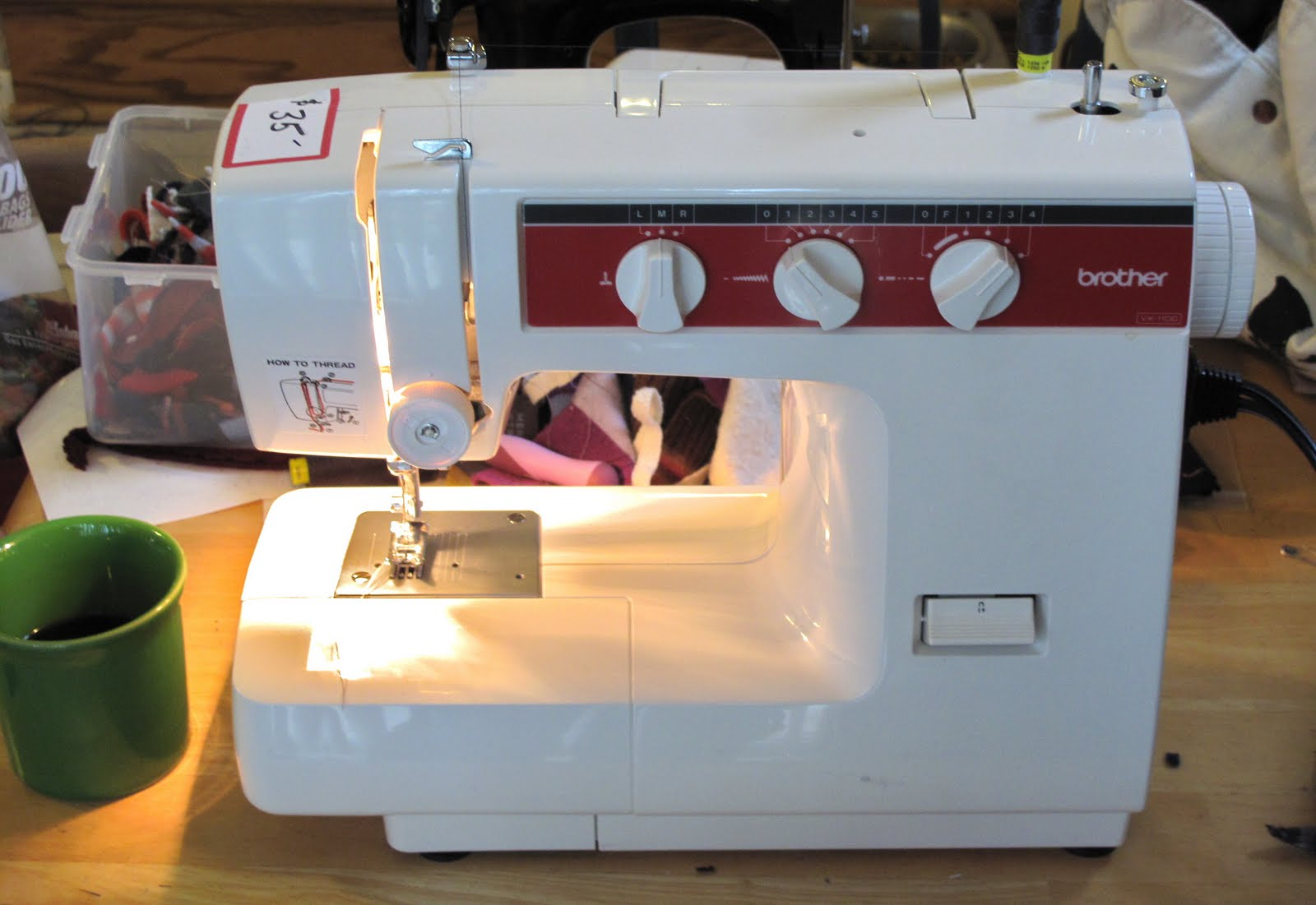 vx1100 sewing machine