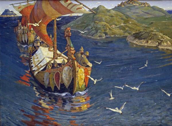 Perdagangan Maritim Awal Zaman Viking Di Abad Ke-8 M