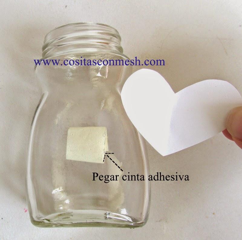 Reciclar botes de vidrio free with reciclar botes de for Reciclar frascos de vidrio de cafe