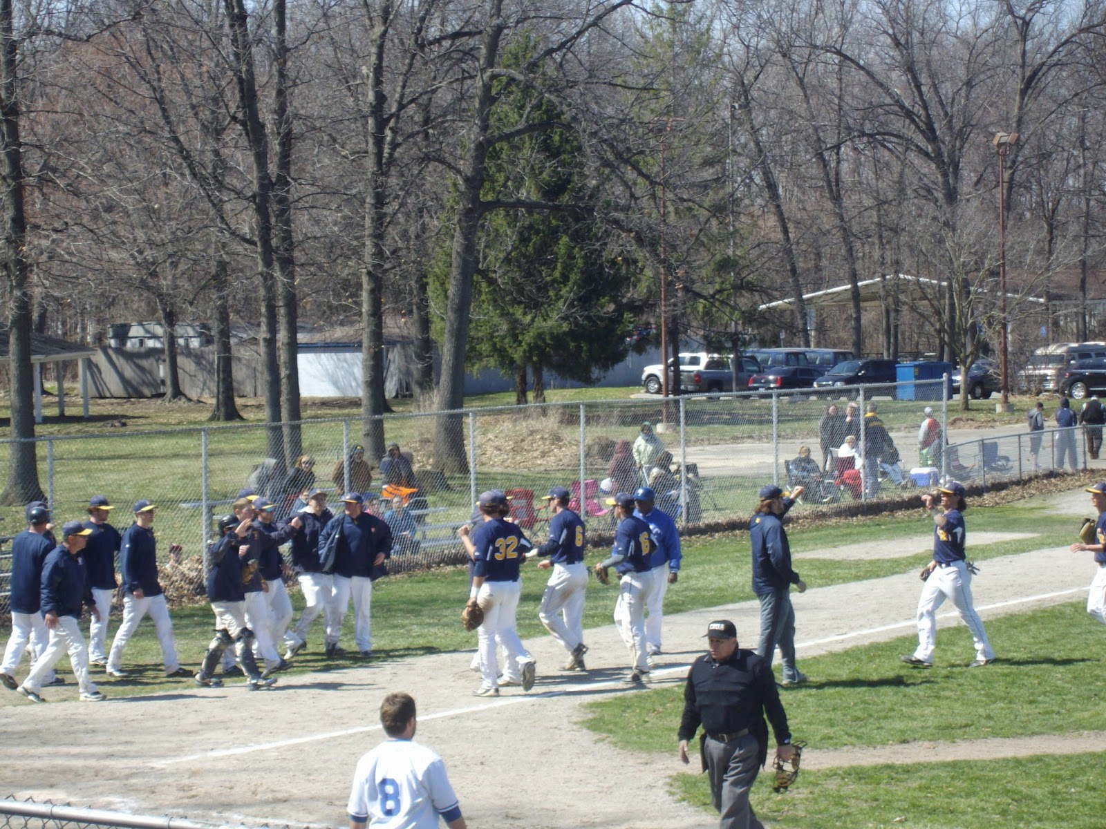 mitten state sports report: college baseball hfcc vs. grcc