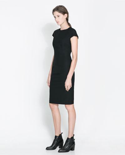 klasik kesim elbise