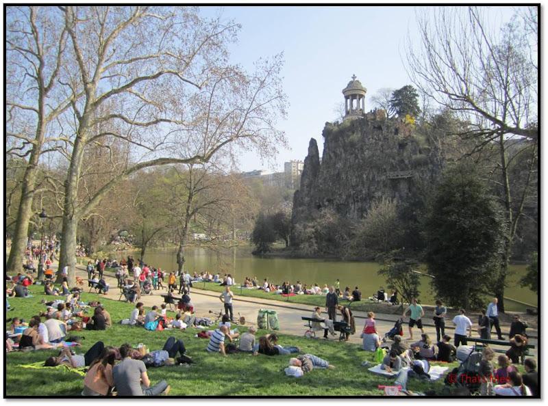parc Monceau Thatsmee