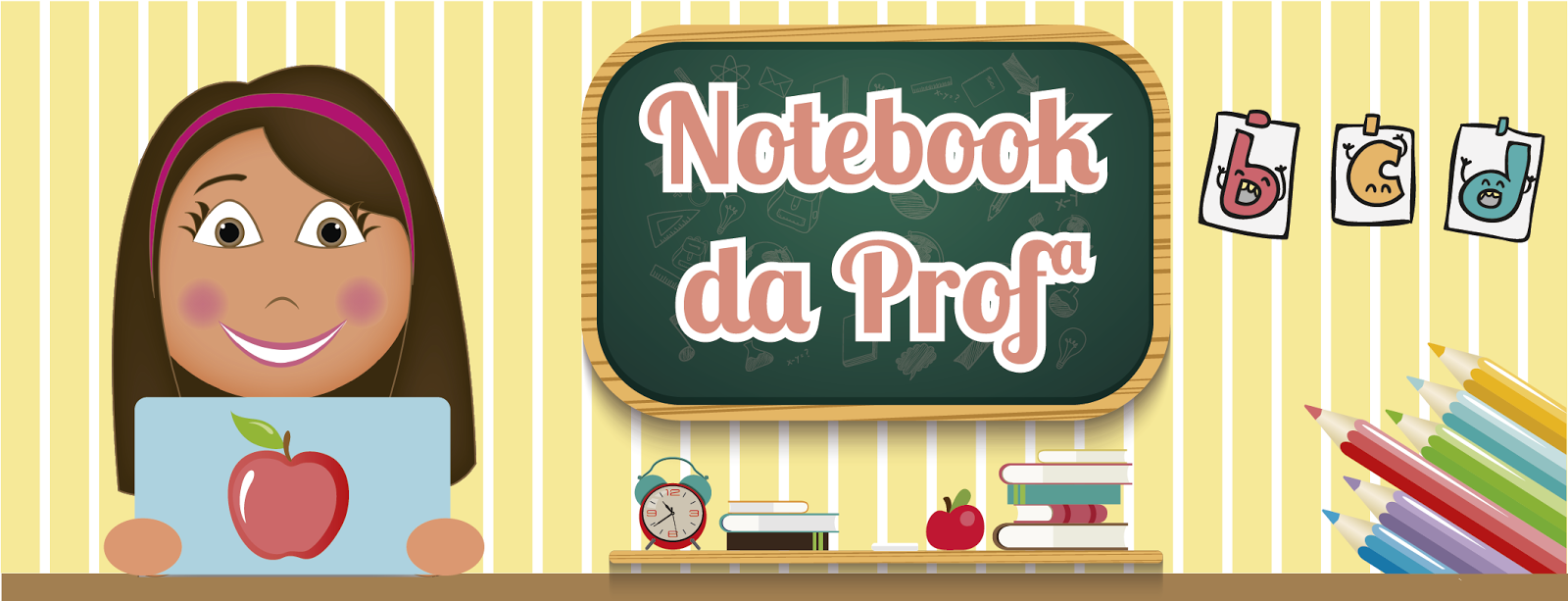 Notebook da Profª