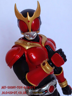 Kuuga looking better than ever