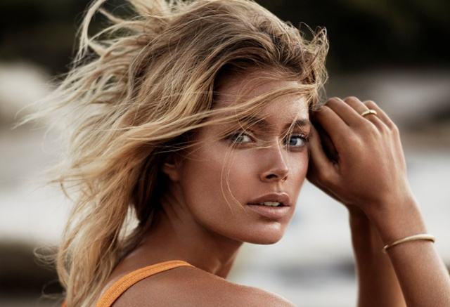 Model Victoria Secret Paling Hot - Doutzen Kroes