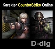 Daftar Perbandingan Karakter CS counter strike Online terbaru