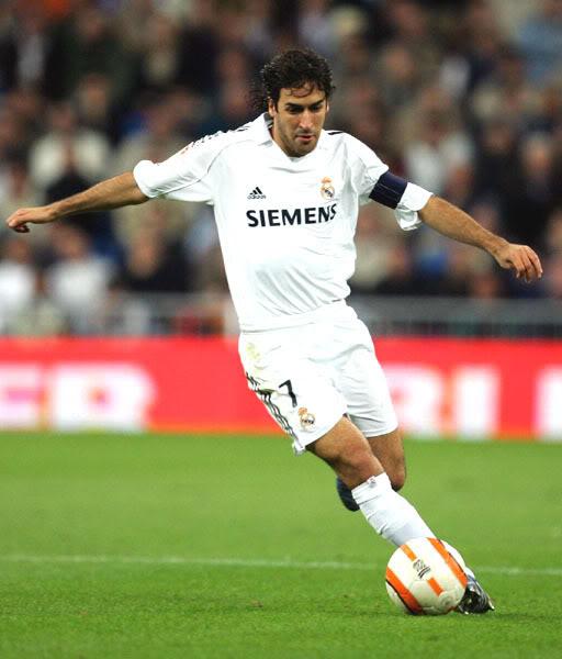 Raul Gonzalez Soccer Player