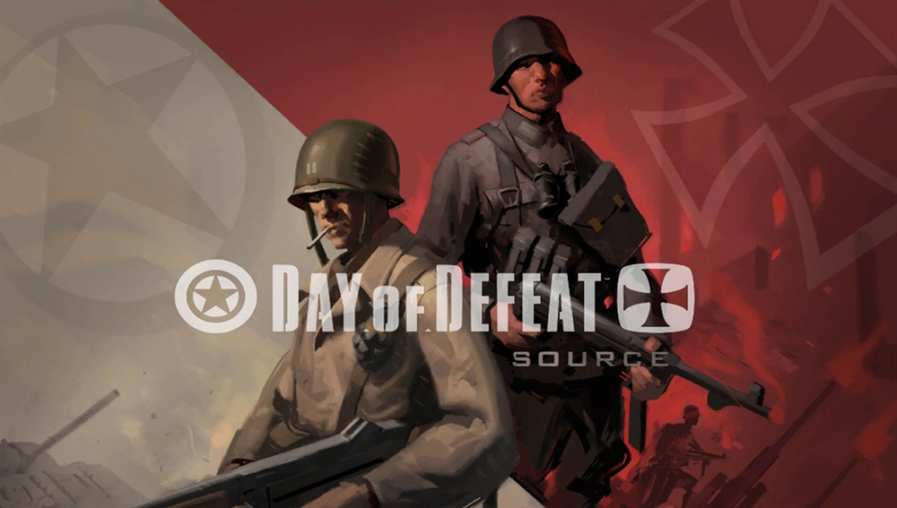 Day of Defeat Source Download Poster