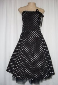 fotos de vestidos anos 60