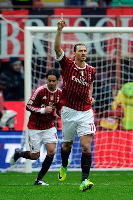 Milan Catania 4-0 highlights sky