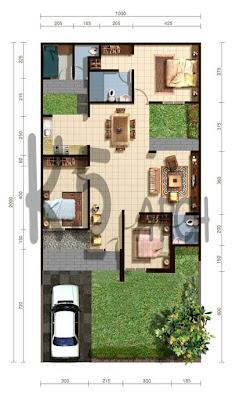 Gambar Model Desain Rumah Minimalis Terbaru