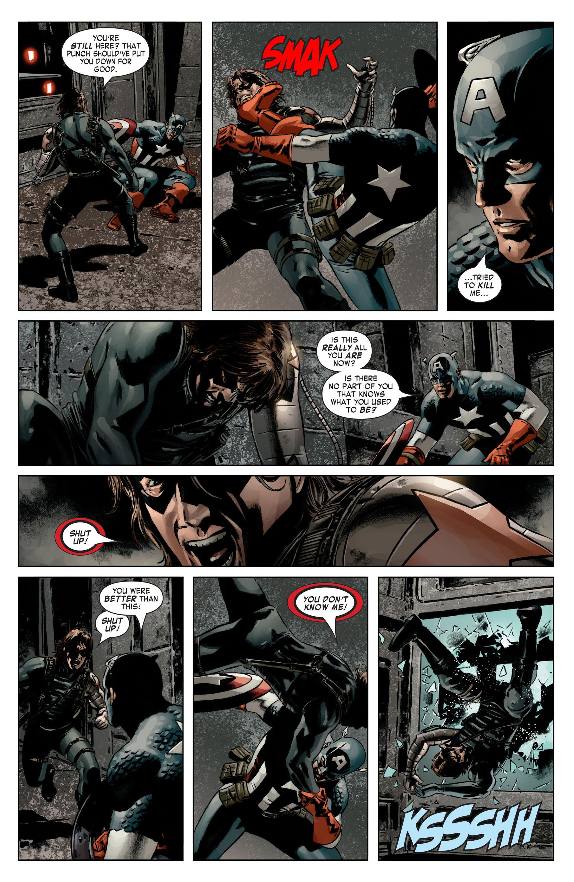 Captain America (2005) Issue #14 #14 - English 13