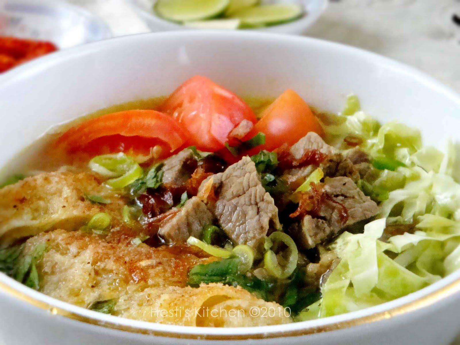 soto, makanan terlezat, asli indonesia, nusantara, khas otorentik, ashim blog