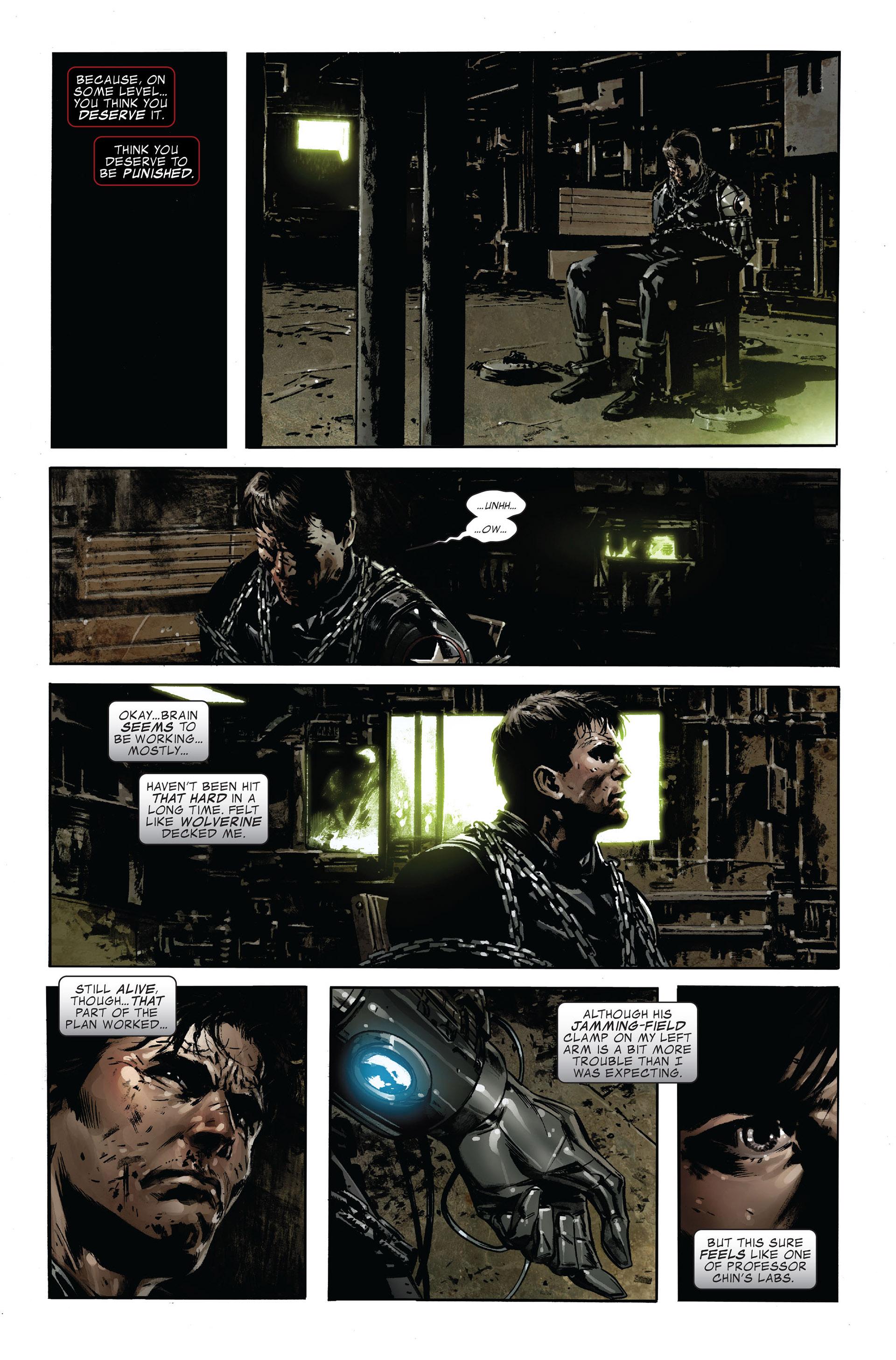 Captain America (2005) Issue #47 #47 - English 13