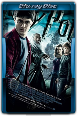 Harry Potter e o Enigma do Príncipe Torrent Dublado