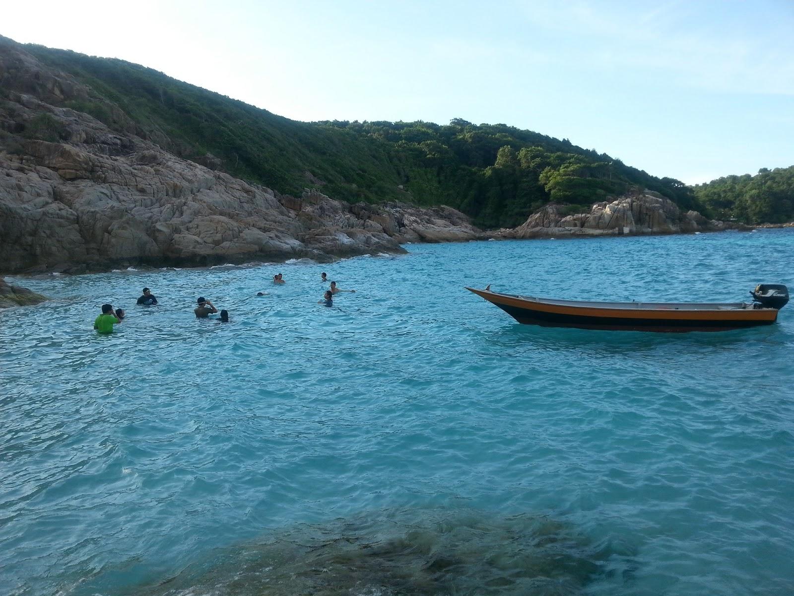 Chalet pulau perhentian kecil 2013