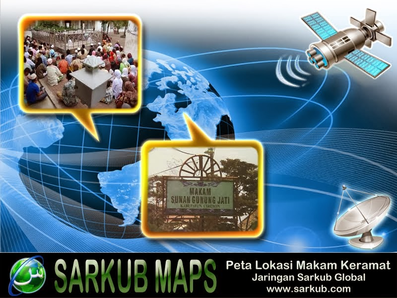 <strong>GPS Pemetaan Makam</strong>