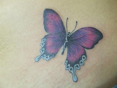 LEPTIRI / BUTTERFLIES - tetovaže: galerija slika radova Tatu Medžik ...