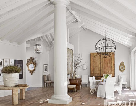 Winter White: Ideas to decorating in between Christmas and Spring
