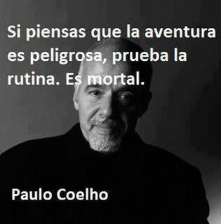 Colección de frases de Paulo Coelho (II