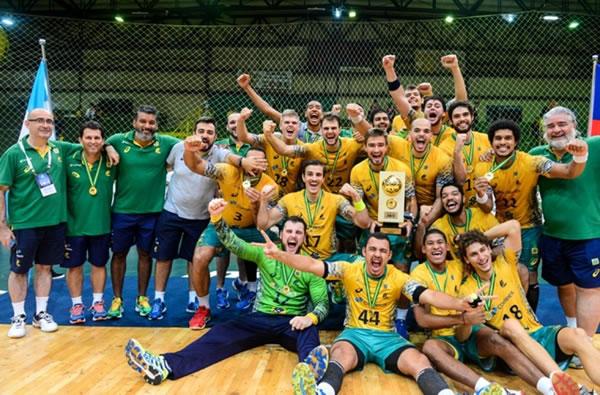 brasil junior handball | Mundo Handball