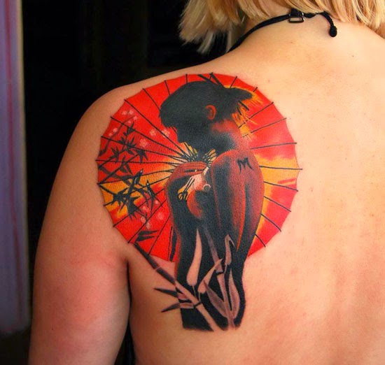 Mundo Otaku Tatuajes Impresionantes Con Disenos Japoneses