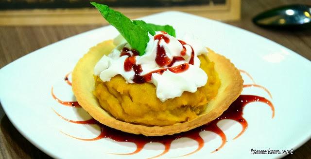 #9 Pumpkin Tart