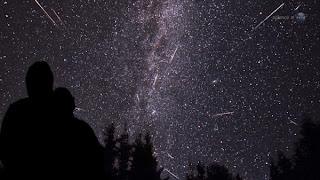 noc meteorytów 2014