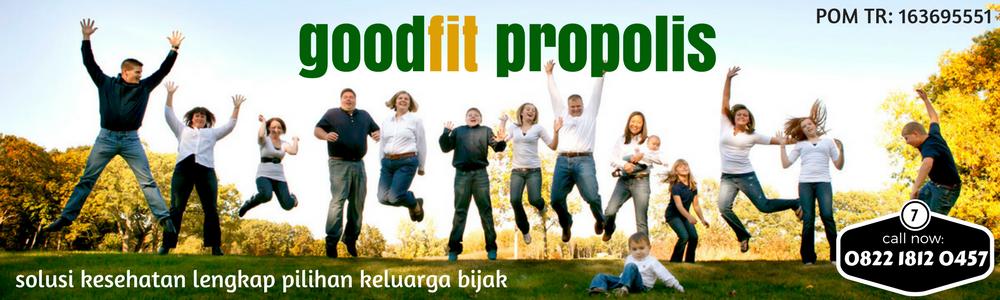 Obat Herbal Propolis Goodfit